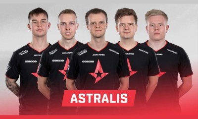 Astralis Group Partners with Esports Charts