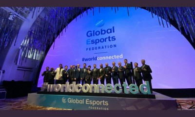 Global Esports Federation Partners with Dentsu