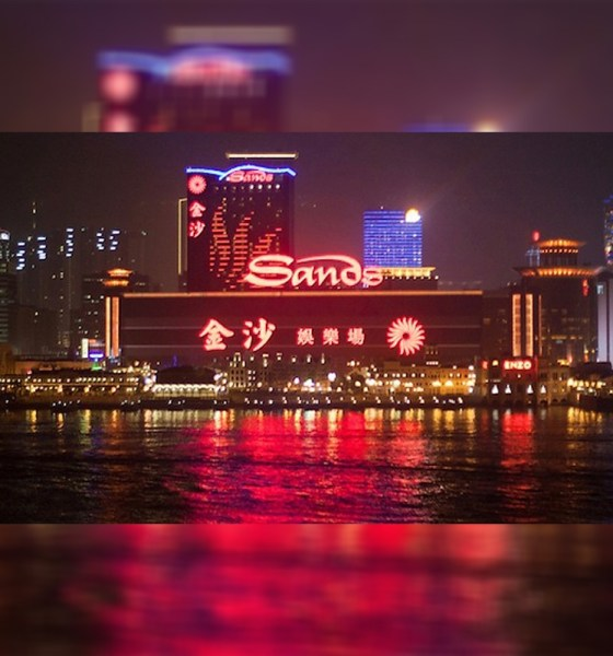 Sands China Reports Net Revenue of US$9M in April