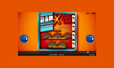 Realistic Games Launches Super Bar-x™ Pull Tab Exclusively With Microgaming