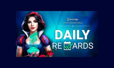 Booongo adds Daily Rewards mechanic to suite of engagement tools