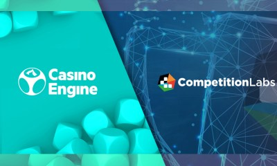 EveryMatrix launches CompetitionLabs' gamification system on CasinoEngine