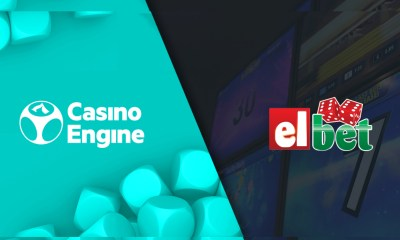 EveryMatrix launches Elbet's games portfolio on CasinoEngine