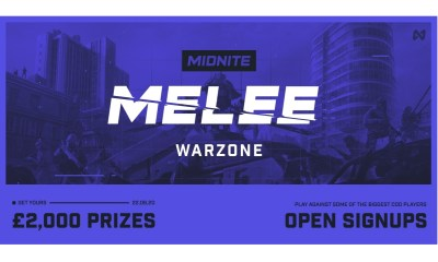 Midnite Melee invites COD players to face best of Britain in £2,000 Warzone tournament