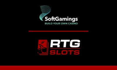 SoftGamings Inks a Partnership Deal with RTG Slots
