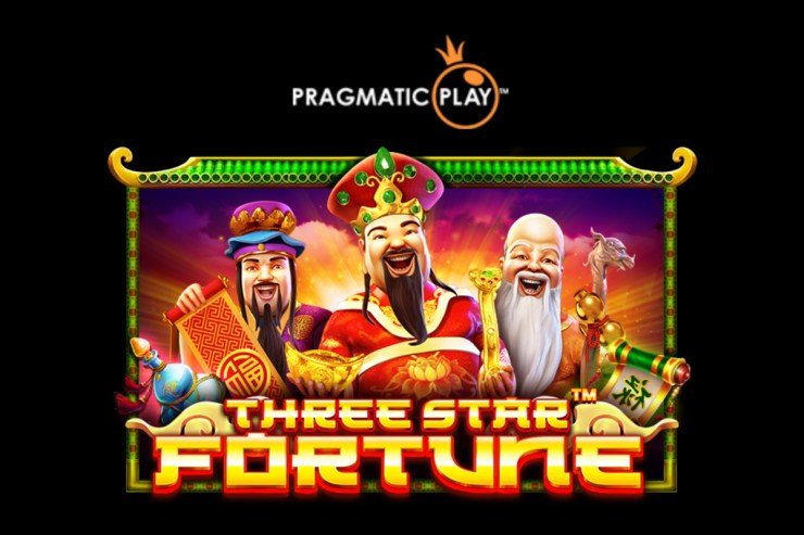 Pragmatic Play Welcomes The Gods Of Wealth In Three Star Fortune
