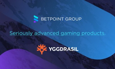 Yggdrasil joins forces with Betpoint Group