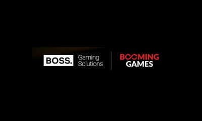 BOSS. Gaming Solutions welcomes another leading games provider, BOOMING GAMES!