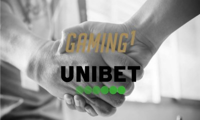 GAMING1 launches with Unibet