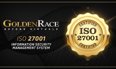 Golden Race Receives ISO 27001:2013 Certification