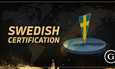 Golden Race receives Swedish certification