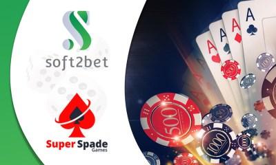 Soft2Bet partners with live dealer supplier Super Spade Games