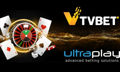 TVBET Signs Cooperation Agreement with UltraPlay