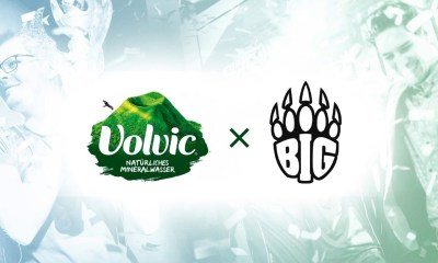 Volvic Partners with BIG League of Legends