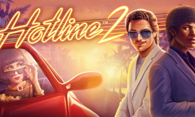 NetEnt brings us back to the hot 80s Miami action in Hotline 2™