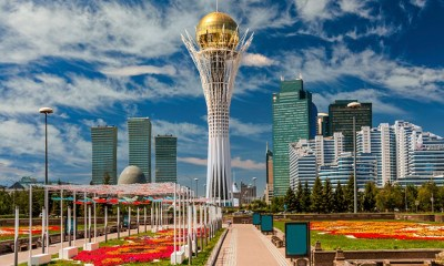 Kazakh President Signs Amendments to Law on Gambling Industry