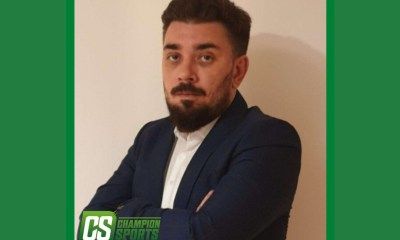 Champion Sports Appoints Dan Grigorescu as Business Development and Account Manager