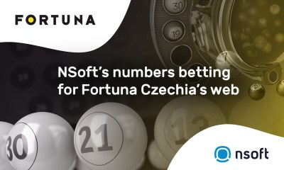 NSoft's numbers betting for Fortuna Czechia's web