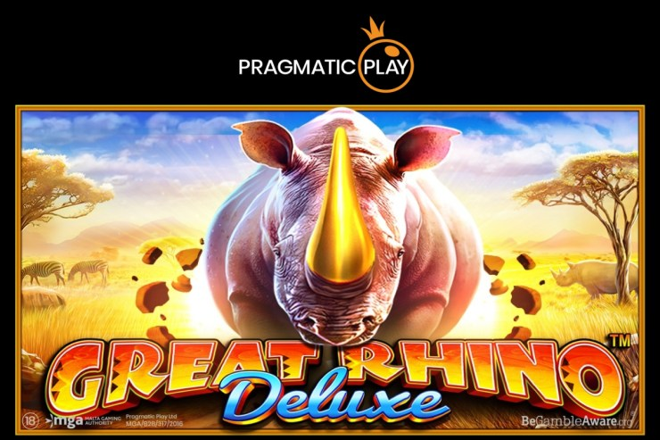 Pragmatic Play Unleashes Rampaging Addition to Great Rhino Series