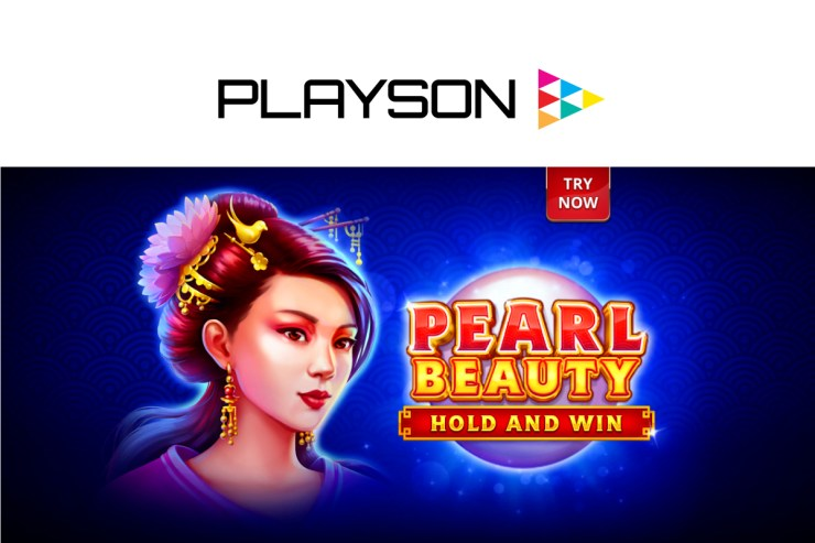 Playson introduces stunning new game Pearl Beauty: Hold and Win