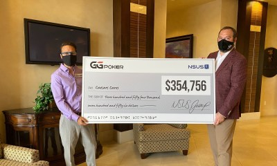 GGPoker Community Donates $354,000 To Caesars Care Charity Press Release