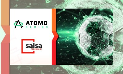 Salsa Technology and Atomo Gaming form partnership bond