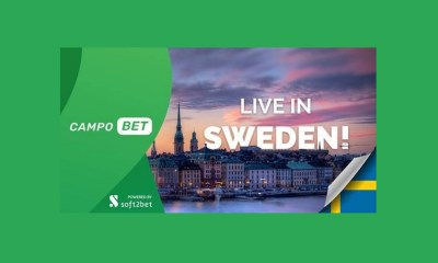Soft2Bet launches CampoBet in Sweden