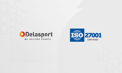 Delasport secured ISO/27001 accreditation