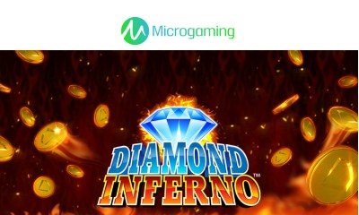 Microgaming launches Diamond Inferno™