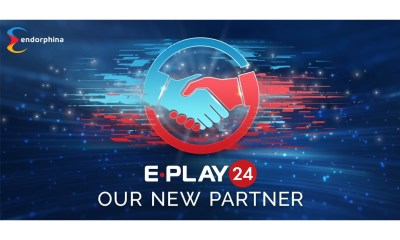 Endorphina partners with Italian E-Play24