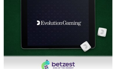 Online Casino and Sportsbook BETZEST™ goes live with leading Live Casino provider Evolution Gaming™