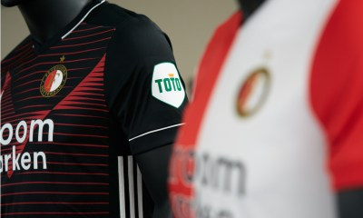 TOTO Becomes Feyenoord's First-Ever Sleeve Sponsor