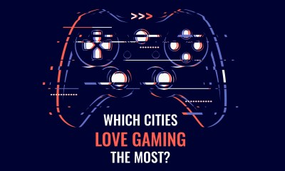 Study Reveals the Most Gaming Obsessed Cities as Montreal, New Delhi, San Francisco & London!