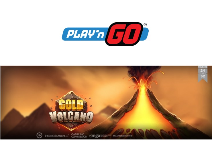 Latest Slot From Play'n GO Erupts Into Life!