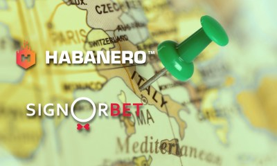 Habanero joins forces with Signorbet