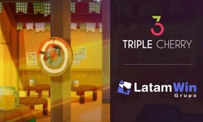 Triple Cherry games added to LatamWin's platform