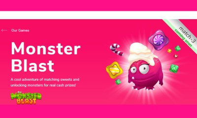 'Monster Blast' is now live --- Come and meet the Monsters!