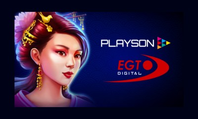 Playson extends reach with EGT Digital