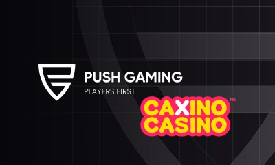 Push Gaming first in the door with Caxino