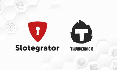 Online Casino Software Provider Slotegrator Partners with Game Developer Thunderkick