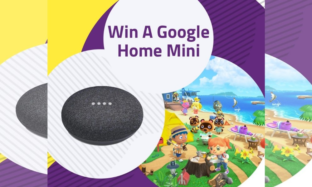 s your island the best in show? Win a Google Mini with e2save's Animal Crossing competition - European Gaming Industry News
