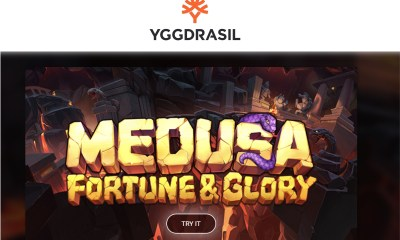 Yggdrasil releases new game Medusa Fortune & Glory with YG Masters partner DreamTech Gaming
