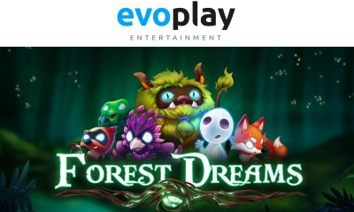 Evoplay Entertainment embarks on an Eastern adventure in Forest Dreams