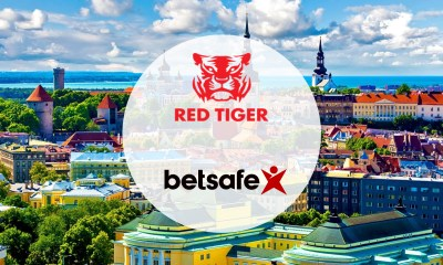 Red Tiger live in Estonia with Betsafe