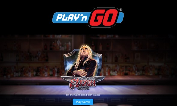 Play'n GO Bring The Reels of Steel with Saxon