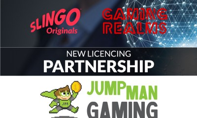 Jumpman Gaming Integrates Slingo Originals Content