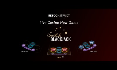 "BetConstruct Launches its Latest Live Casino Game ""Switch BlackJack"""