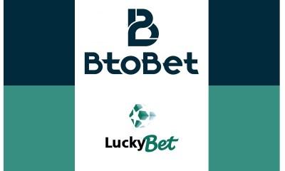 BtoBet Partners with Luckybet