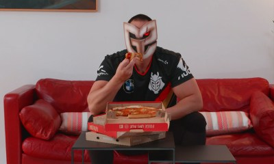G2 Esports Enters into Partnership with Domino's Pizza