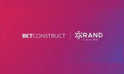BetConstruct Backs GrandCasino.by with Gaming Products